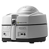 De'Longhi FH1130 Young Multifry Air Fryer Health Cooker - White