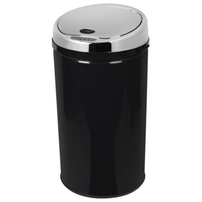 Morphy Richards 50L Bin - Sensor Lid -  Black