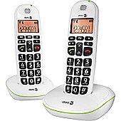 Doro PhoneEasy 100w DECT Cordless Phone