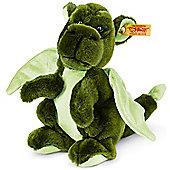 Steiff Kian 20cm Green Baby Dragon Soft Toy