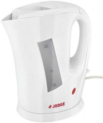 Judge JEA38 1850w 1.7 litre White Cordless Kettle