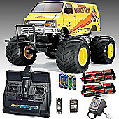 TAMIYA Lunch Box RC Car Deal Bundle. Radio, 2x 3300mah Battery & Charger 58347