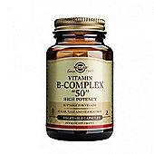 """Solgar Formula Vitamin B-Complex """"50"""" Vegicaps 250"""