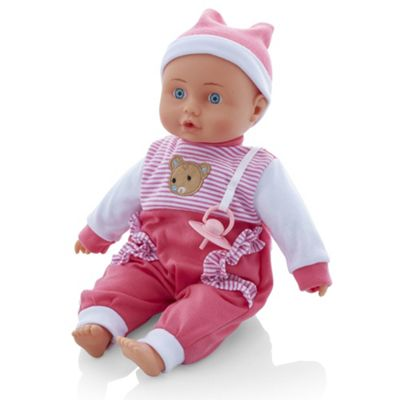 Bambolina Capricci 36cm Crying Doll