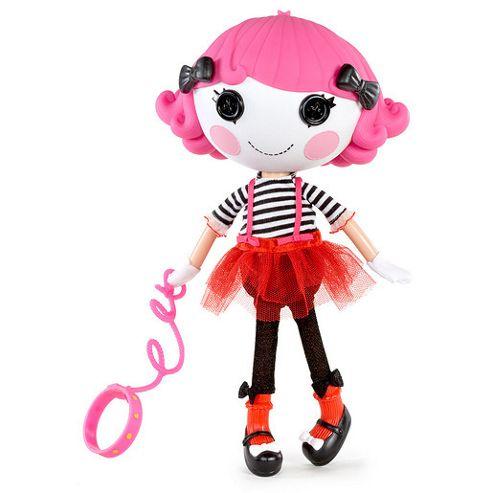 MGA Entertainment Lalaloopsy Charlotte Charades Doll