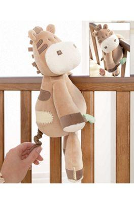 Mamas & Papas - Musical Toy Zeddy - Zeddy & Parsnip