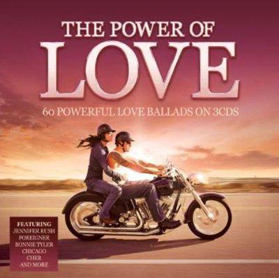 The Power Of Love - 60 Powerful Love Ballads