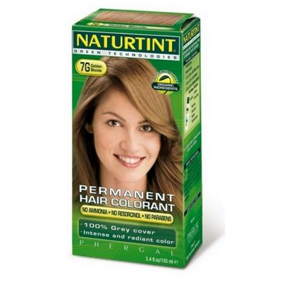 Naturtint 7G (Golden Blonde) (170ml Liquid)