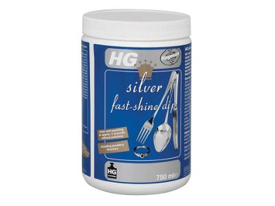 Hg Silver Fast-shine Dip 0.75Ltr