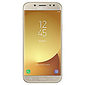 Tesco Mobile Samsung J5 2017 - Gold