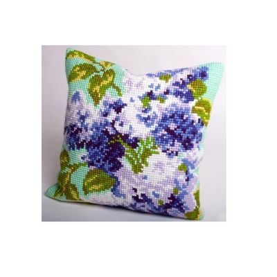 Collection D Art Double Lilac Cushion Kit