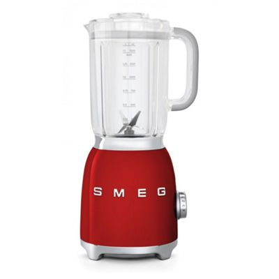Smeg BLF01RDUK | 50's Retro Style Food Blender in Red