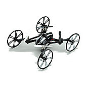 UDI U841 Nano RX4 Quadcopter With HD Video Camera Black 2.4GHz