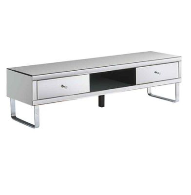 My Furniture Chelsea Mirrored Media TV Cabinet