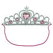 Elastic Princess Tiara