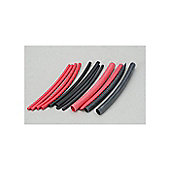Ripmax Heat Shrink Sleeve Red Black 12 assorted O-SS3