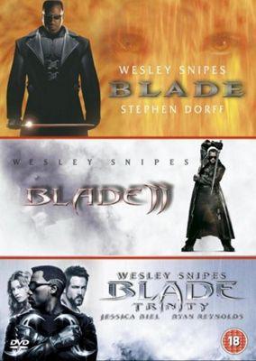 Blade/Blade Ii/Blade Trinity (DVD Boxset)