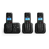 BT 3960 Trio Cordless Home Phone