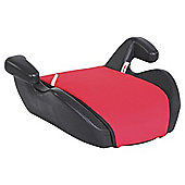 Tesco Car Booster Seat Cushion, Red