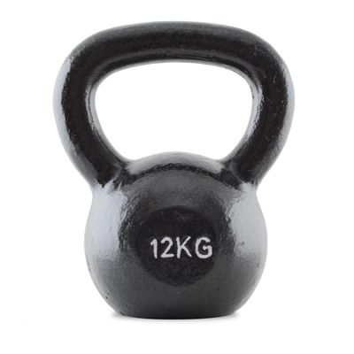Bodymax 12kg Kettlebell Cast Iron