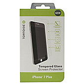 Tortoise™ Tempered Glass Screen Protector, iPhone 7 Plus. Clear.