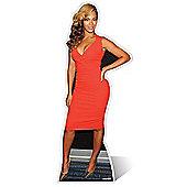 Beyonce Cardboard Cutout - 1.71m