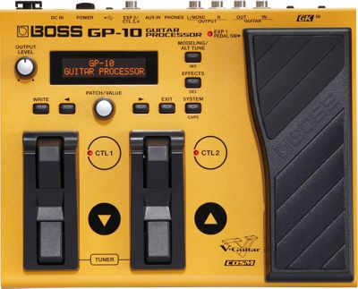 Boss GP-10 S Guitar Processor With Out GK Pick Up
