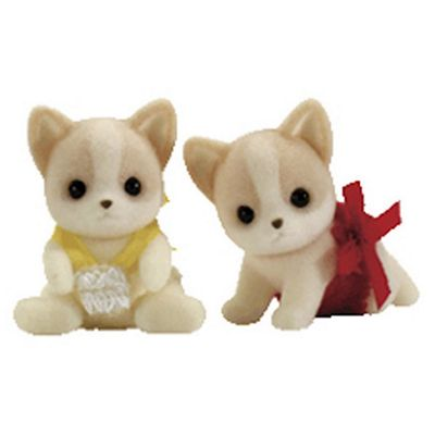 Sylvanian Families Chihuahua Twins