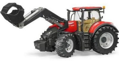 Case IH Optum 300 CVX with Frontloader - 1:16 Scale