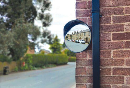 30cm Convex Mirror