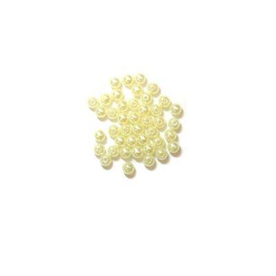 Craft Factory Pearls 5mm Cream