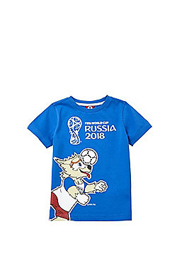 FIFA Russia 2018 Football T-Shirt - Blue