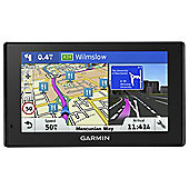 Garmin DriveSmart 50LMT-D Sat Nav with Free Lifetime Maps for UK & Ireland and Digital Traffic