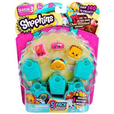 Series 3 Shopkins 5 Pack