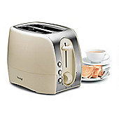 Prestige Synergy 2-Slice Toaster - Almond
