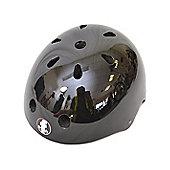 Freshpark Stunt Scooter / Skateboard / BMX Bike Helmet Black Unisize