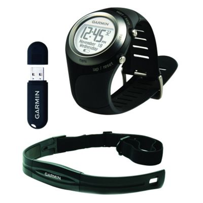 Garmin Forerunner 405 GPS Trainer with Heart Rate Monitor and USB ANT Stick