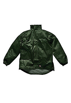 Dickies Vermont Green Jacket And Trousers Wet Suit - Extra Extra Large.