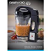 Daewoo 1.7L Glass Soup Maker
