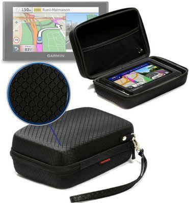 Navitech Black Hard Carry Case For The Tomtom Go 6100 6-Inch GPS