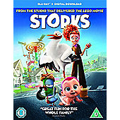 Storks Blu-ray