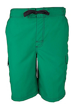 Mountain Warehouse Ocean Mens Boardshorts - Green