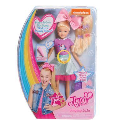 Jo Jo Siwa Singing Doll - Kid in a Candy Store