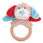 Bigjigs Toys Bruno Ring Rattle