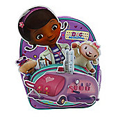 Disney Doc McStuffins Shaped Pocket Backpack