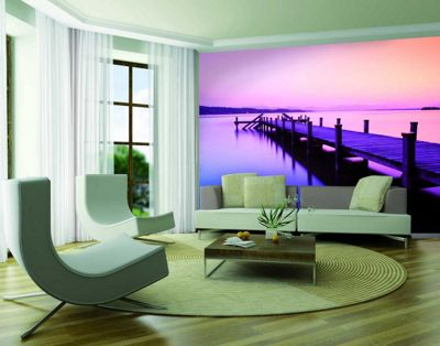 1Wall Giant Picturesque Scene Wall Mural