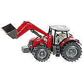 Vehicles - Farmer 1:50 - Massey Ferguson with Front Loader - 1985 - Siku