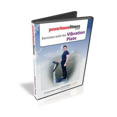 Pocket PT Vibration Plate DVD