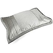 Catherine Lansfield Home Signature Silver Gatsby Pillowsham