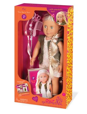 Our Generation 18-inch Doll Pia